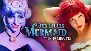 Download The Little Mermaid in 10 Minutes Video