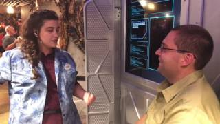 Download Turn Yourself into a Navi Action Figure - AVATAR Maker Experience in Pandora: The World of AVATAR Video