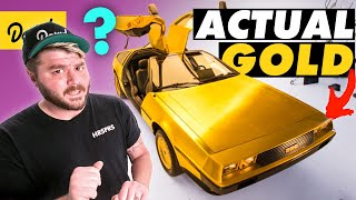 Download How This 24K GOLD PLATED DeLorean Became an '80s Nightmare | Bumper 2 Bumper Video