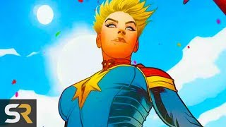 Download The Origins Of Captain Marvel Explained Video