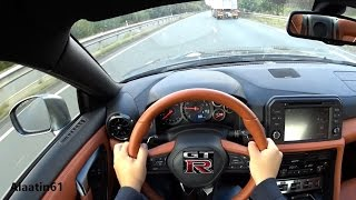 Download Nissan GTR 2017 POV TEST DRIVE Video