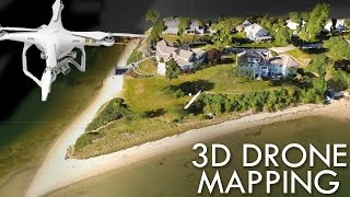 Download 3D MAPPING with a DJI Phantom & Drone Deploy Video