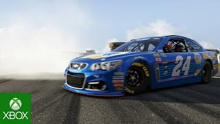 Download Forza 6 NASCAR Expansion: ″Making of″ with Jimmie Johnson, Chase Elliott, and Kyle Busch Video