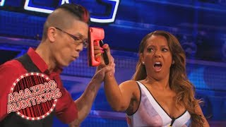 Download America's Got Talent 2014 - The Most Dangerous Illusions of the Year Video