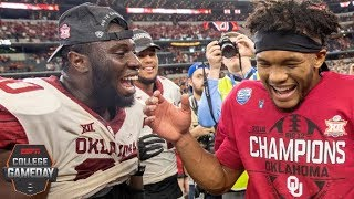 Download Oklahoma beats Texas to capture Big 12 title | College Football Highlights Video