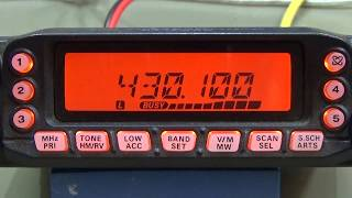 Download #169 A Yaesu FT-7800 pretending to be deaf fixed Video