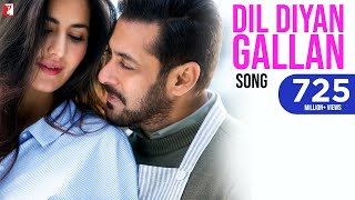 Download Dil Diyan Gallan Song | Tiger Zinda Hai | Salman Khan | Katrina Kaif | Atif Aslam Video