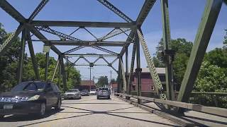 Download Driving from Port Jervis,New York to Matamoras,Pennsylvania Video