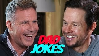 Download You Laugh, You Lose | Will Ferrell vs. Mark Wahlberg Video