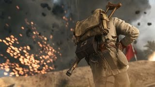 Download BATTLEFIELD 1 - GAMEPLAY MULTIPLAYER | MEDIC GAMEPLAY | PS4 PRO Video