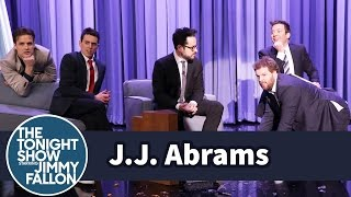 Download The Interview That Goes Wrong with J.J. Abrams Video