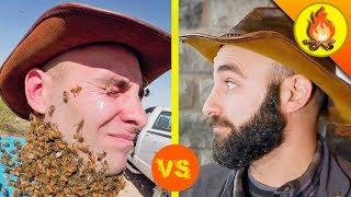 Download BEE BEARD vs MAN BEARD? Video