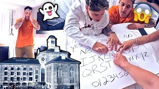 Download INSANE OUIJA BOARD INSIDE HAUNTED PRISON.. (you won't believe what happened) Video