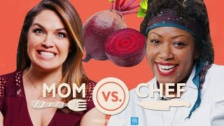 Download Mom Vs. Chef: Battle Beets // Sponsored By New York Life Video
