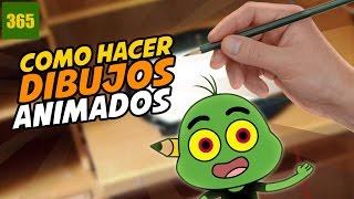 Download COMO HACER DIBUJOS ANIMADOS - CREA TU PROPIO PROYECTO DE ANIMACION - PARTE 1 Video