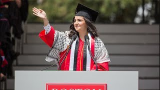 Download Student Speaker Yasmin Younis (COM'18) Video