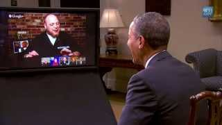 Download Guy Asks Obama If He Is Happy. Watch What He Says. Video