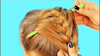 Download 10 CUTE 1-MINUTE HAIRSTYLES FOR LITTLE GIRLS Video