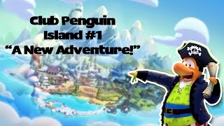 Download CLUB PENGUIN ISLAND GAMEPLAY #1 - A Brand New Adventure! Video