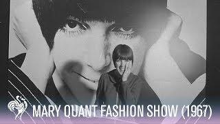 Download Mary Quant Shoe Fashion Show | London 1967 | Vintage Fashions Video