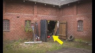 Download When He Opened The Doors To This Danish Barn, An Awesome Hoard Of Vintage Machines Lay Hidden Inside Video
