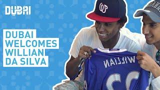 Download Willian Da Silva - Brazilian Footballer in Dubai Video
