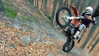 Download Enduro wide open throttle Video