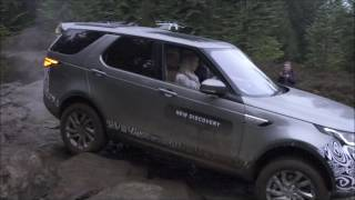 Download Off roading in the New Land Rover Discovery Video