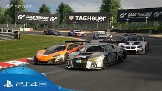 Download Gran Turismo Sport   PSX 2016 Trailer   PS4 Video