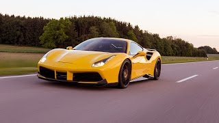 Download Novitec Rosso Ferrari 488 GTB Video