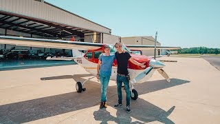 Download I BOUGHT A PLANE TO FLY AROUND THE WORLD! Video