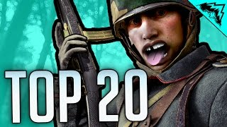 Download BATTLEFIELD 1 PLAYERS REACT - Top 20 Epic Moments with Funny Reactions (Bonus Plays #35) Video