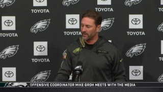 Download LIVE: Jim Schwartz & Mike Groh Meet With The Media Video