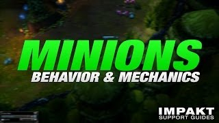 Download Minion Behavior & Mechanics | impaKt | League of Legends Gameplay Video