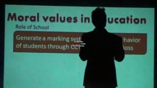 Download MORAL VALUES IN EDUCATION OF SANJAY MUNDHRA Video