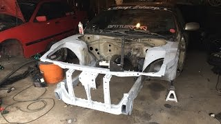 Download Zenki 240SX Finally Drifting! Who won The Hydro E Brake? Video