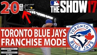 Download HIGHEST SCORING GAME 163 EVER | MLB 17 The Show Toronto Blue Jays Franchise Ep 20 Video