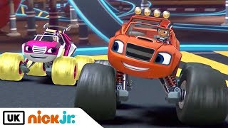 Download Blaze and the Monster Machines | Raceday Rescue | Nick Jr. UK Video