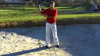 Download How To Hit A Golf Bunker Shot Video