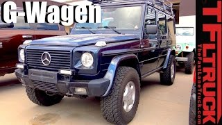 Download Meet The Affordable Mercedes G-Wagon that costs less than a used Honda Accord Video