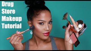 Download Drug Store Makeup Slay-Torial | MakeupShayla Video