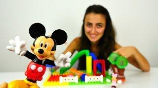 Download Mini ve Miki Fare için Lego'dan oyun parkı yapıyoruz Video