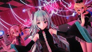 Download 【MMD】人気の3人でライアーダンス/Liar Dance【1440P-60FPS】【WQHD】 Video