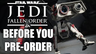 Download Star Wars: Jedi Fallen Order - 13 NEW Things You NEED To Know Before You Pre Order Video