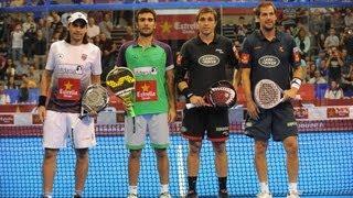 Download Final Granada International Open. Lima - Mieres vs Díaz - Belasteguín (29 - 09 - 2013) Video