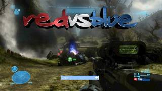 Download Red vs. Blue in Halo Reach Fire Fight! | Rooster Teeth Video