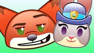 Download Zootopia As Told By Emoji | Disney Video