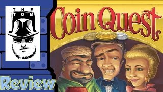 Download Coin Quest Review - with Tom Vasel Video