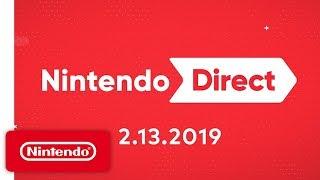 Download Nintendo Direct 2.13.2019 Video