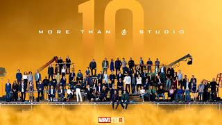 Download Marvel Cinematic Universe - 10 Years Of Theme Song (2008 - 2018) Video